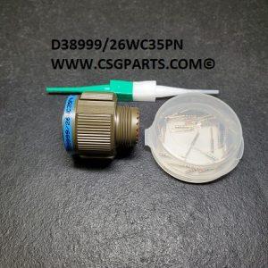 D38999-26WC35PN