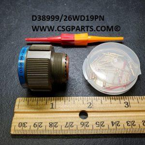 D38999-26WD19PN